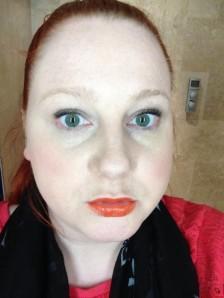 Pout Paint lips