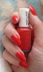 Essie nail pic