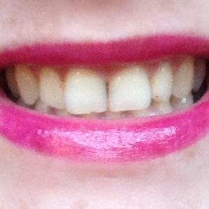 pinkini smile