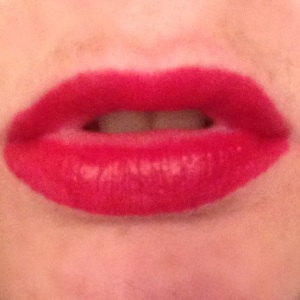 pleasure me red lip