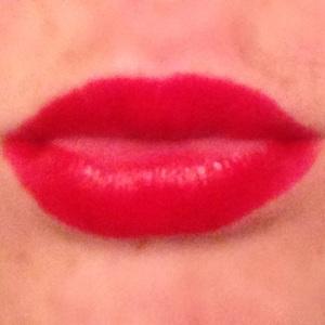 true red kiss