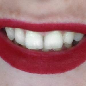 cruella smile