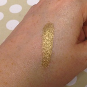gold swatch