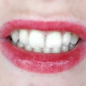 mac polish smile