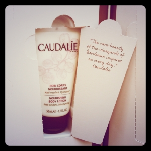 Caudalie day 5