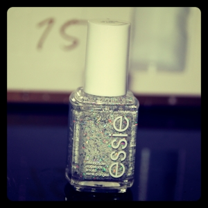 essie bottle