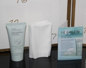 Liz Earle trio