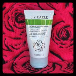 liz earle shampoo