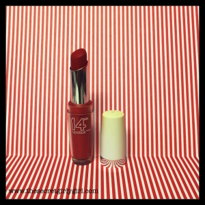 Maybelline 14hr lipstick